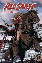 Image: Red Sonja #17 (cover D - Laming) - Dynamite