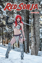 Image: Red Sonja #17 (cover E - Decobray Cosplay) - Dynamite