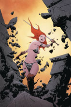 Image: Red Sonja #17 (variant cover - Lee virgin) - Dynamite
