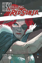 Image: Killing Red Sonja #4 (cover A - Ward) - Dynamite