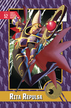 Image: Mighty Morphin Power Rangers #52 (incentive 1:10 cover - Anka) - Boom! Studios
