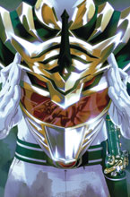 Image: Mighty Morphin Power Rangers #52 (variant Foil cover - Montes) - Boom! Studios