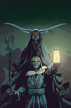 Image: Jim Henson: Storyteller Ghosts #4 (cover A - Walsh) - Boom! - Archaia