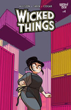 Image: Wicked Things #4 (cover A - Sarin) - Boom! - Boom! Box