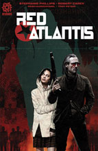Image: Red Atlantis #1 (incentive 1:15 cover - Bradstreet)  [2020] - Aftershock Comics
