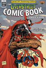 Image: Overstreet Comic Book Price Guide Vol. 50: Spider-Man / Spawn HC  - Gemstone Publishing