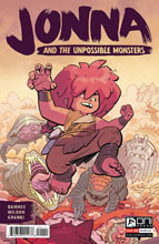 Image: Jonna and the Unpossible Monsters #1 (cover A - Samnee) - Oni Press Inc.