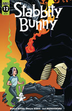 Image: Stabbity Bunny #12 - Scout Comics