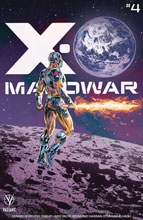 Image: X-O Manowar [2020] #4 (cover D incentive 1:25 - Walsh) - Valiant Entertainment LLC