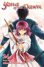 Image: Yona of the Dawn Vol. 24 GN  - Viz Media LLC