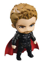Image: Avengers Endgame Nendoroid Action Figure: Thor  (deluxe version) - Good Smile Company