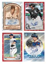 2 Card Lots Qty Disc 20/%-35/% List 2010 Bowman Draft Prospects #61-#110