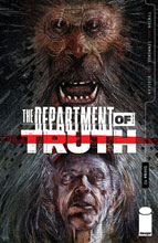 Image: Department of Truth #10 (cover A - Simmonds) - Image Comics