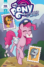 Image: My Little Pony: Friendship is Magic #99 (cover A - Robin Easter) - IDW Publishing