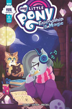 Image: My Little Pony: Friendship is Magic #99 (cover B - Justasuta) - IDW Publishing