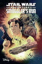 Image: Star Wars Adventures: Smuggler's Run SC  - IDW Publishing