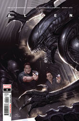 Image: Alien #4 - Marvel Comics