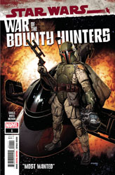Image: Star Wars: War of the Bounty Hunters #1 - Marvel Comics