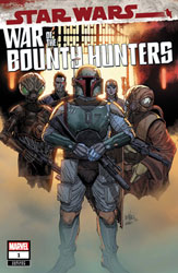 Image: Star Wars: War of the Bounty Hunters #1 (incentive 1:25 cover - Yu) - Marvel Comics