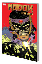 Image: M.O.D.O.K.: Head Games SC  - Marvel Comics