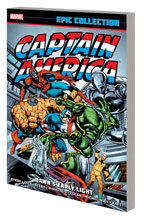 Image: Captain America Epic Collection: Dawn's Early Light SC  (new printing) - Marvel Comics