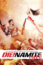 Image: DIE!NAMITE Lives! #1 (incentive 1:25 cover - Suydam non zombie) - Dynamite