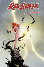 Image: Red Sonja #28 (cover A - Lee) - Dynamite