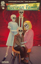 Image: Nuclear Family #5 - Aftershock Comics