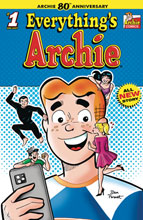 Image: Archie 80th Anniversary: Everything Archie #1 (cover A - Dan Parent) - Archie Comic Publications