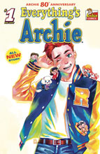 Image: Archie 80th Anniversary: Everything Archie #1 (cover C - Rian Gonzales) - Archie Comic Publications