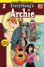 Image: Archie 80th Anniversary: Everything Archie #1 (cover D - Aaron Lopresti) - Archie Comic Publications