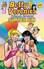Image: B&V Friends Forever: Summer #1 - Archie Comic Publications