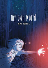 Image: My Own World GN HC  - First Second Books