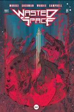 Image: Wasted Space #21 (cover A - Sherman) - Vault Comics