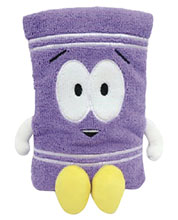 Image: South Park Phunny Plush: Towelie  (10-inch) - Kid Robot