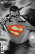 Image: Action Comics #1032 (variant card stock cover - Julian Totino Tedesco) - DC Comics