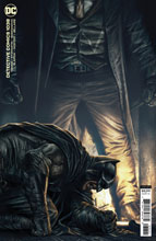 Image: Detective Comics #1038 (variant card stock cover - Lee Bermejo) - DC Comics