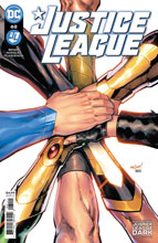 Image: Justice League #62 - DC Comics
