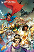 Image: Justice League #62 (variant card stock cover - Howard Porter) - DC Comics