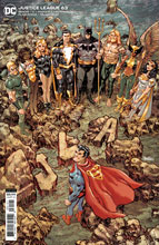 Image: Justice League #63 (variant card stock cover - Dan Panosian) - DC Comics