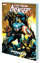 Image: New Avengers Vol. 10: Power SC  - Marvel Comics