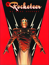 Image: Rocketeer Complete Collection Vol. 01 HC  (deluxe ed.) - IDW Publishing
