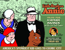 Image: Complete Little Orphan Annie Vol. 04: 1932-1933 HC  - IDW Publishing