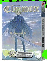 Image: Claymore Vol. 15 SC  - Viz Media LLC
