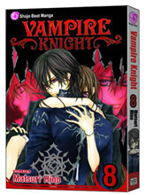 Image: Vampire Knight Vol. 08 SC  - Viz Media LLC