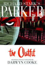 Image: Richard Stark's Parker Book Two: The Outfit HC  - IDW Publishing