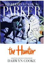 Image: Richard Stark's Parker Book 01: The Hunter HC  - IDW Publishing