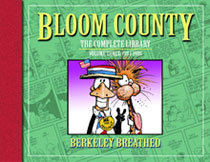 Image: Bloom County Complete Library Vol. 03: 1984-1986 HC  - IDW Publishing