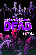 Image: Walking Dead Covers Vol. 01 HC  - Image Comics