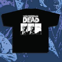 Image: Walking Dead: I Heart T-Shirt  (S) - Image Comics